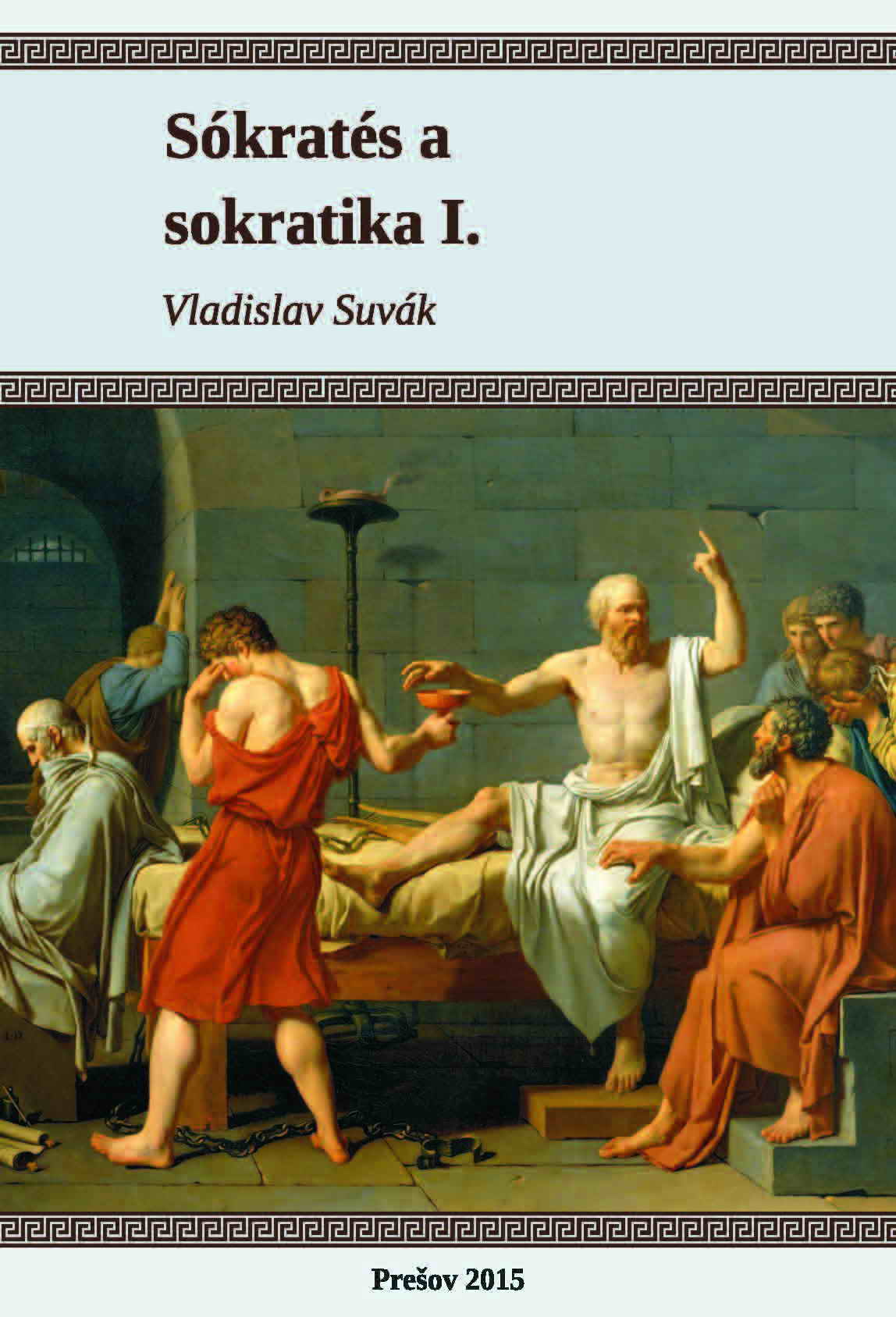 Sokrates a sokratika 2015_cover